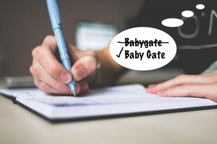 My Baby Gate Buyer's Checklist
