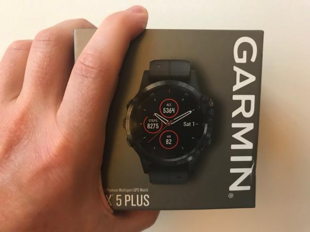Garmin Fenix 5 Plus First Look and Initial Review